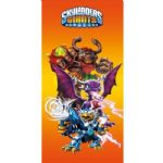 Skylanders Giants Beach Towel